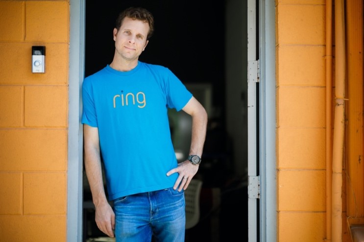 Ring CEO Jamie Siminoff