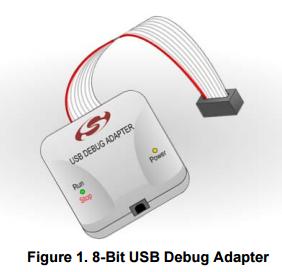 Using the USB Debug Adapter to debug EFM8 on custom boards
