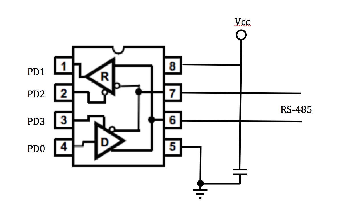 Projects Ir Remote Control Extender Circuit Diagram Nonstop This Is The Implemented