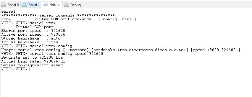 KBA_BT_0915: Throughput Tester Example