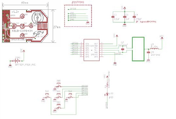 question about the schematic of si4010 keyfob remote control ... on computer schematic, water pump schematic, battery schematic, flashlight schematic, door schematic, engine schematic, car schematic, remote start schematic, radio schematic, cell phone schematic,