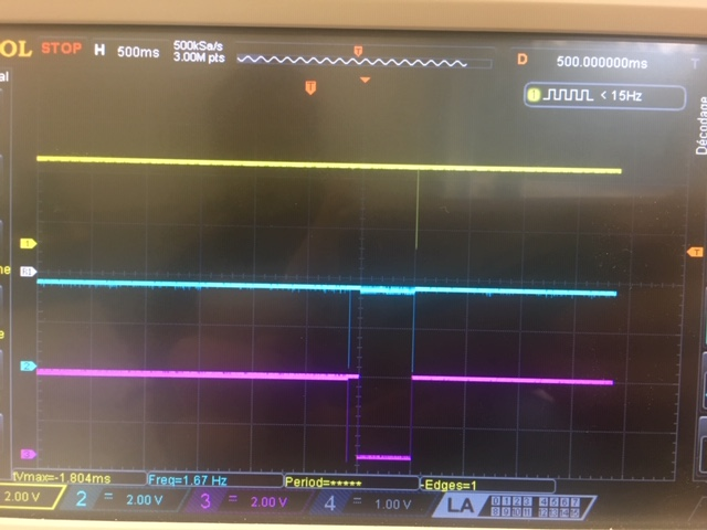 Problems with UART connection between STM32 and ZM5101/ZM5304