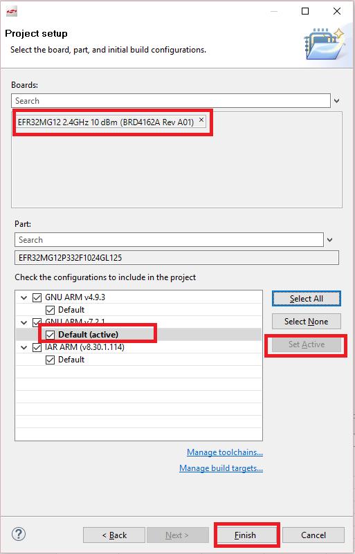How to Setup Ota Server(with internal flash) on SoC mode